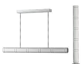 3D model White Pendant Lamp