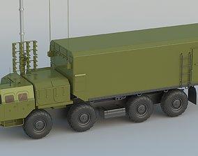Command Post 55K6E 3D