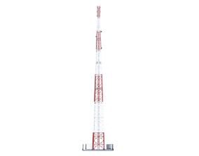 Tower Signal Telecommunication Bts Provider 3D model