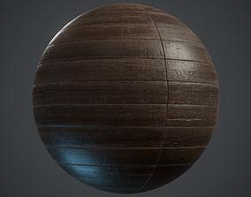 3D asset Old stackbond Parquet - PBR textures