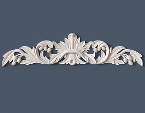Decorative Onlay ornament 3D