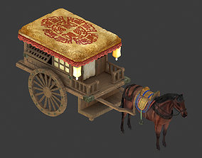 3D Game carriage 5357