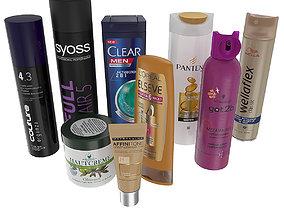 3D model Cosmetics for beauty salon