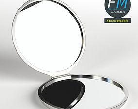 3D model Makeup Pocket Mirror