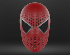 Spiderman 2002 Raimi Shell 3D print model