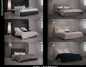 3D design Bed collection