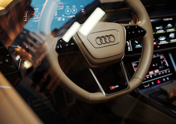 Audi RS7 Sportback 2020  With HQ Interior