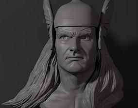 3D printable model God of Thunder