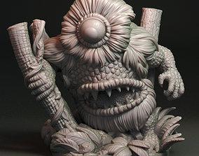 Mapinguari - Jungle Monster 3D print model