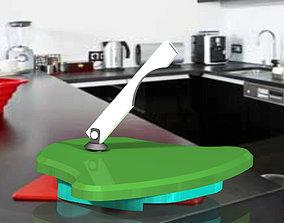 Knife Holding Devise 3D print model
