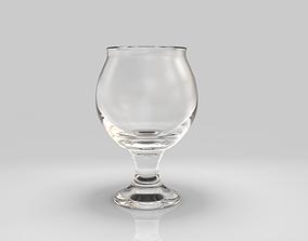 3D Sampling Glass Cup