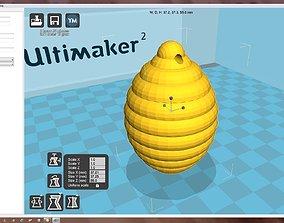 3D print model accessory Snowflake