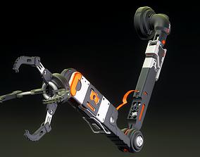 3D Robot arm prosthesis manipulator