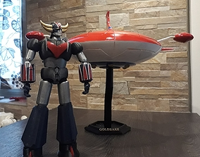 Grendizer Spazer - MaxLab Version 3D print model