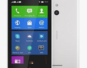 3D model Nokia XL White