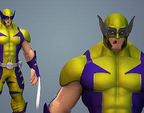 Wolverine xmen Printable