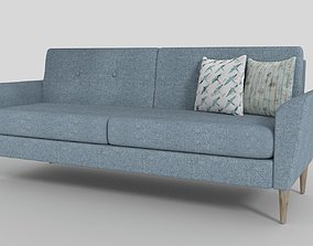 Modern sofa Maxime from BRW 3D