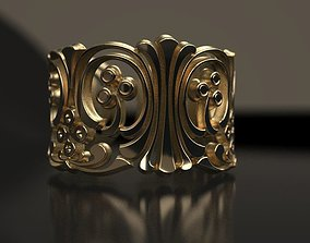 FALANGE RING 3D printable model