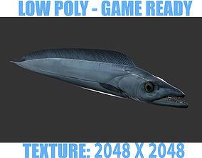 Sea Eel 3D model
