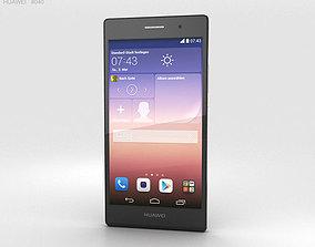 Huawei Ascend P7 Sapphire Edition 3D