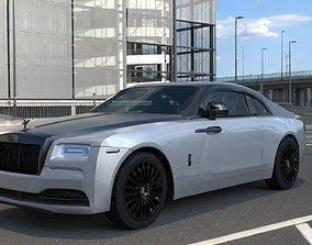 3D Rolls Royce Wraith