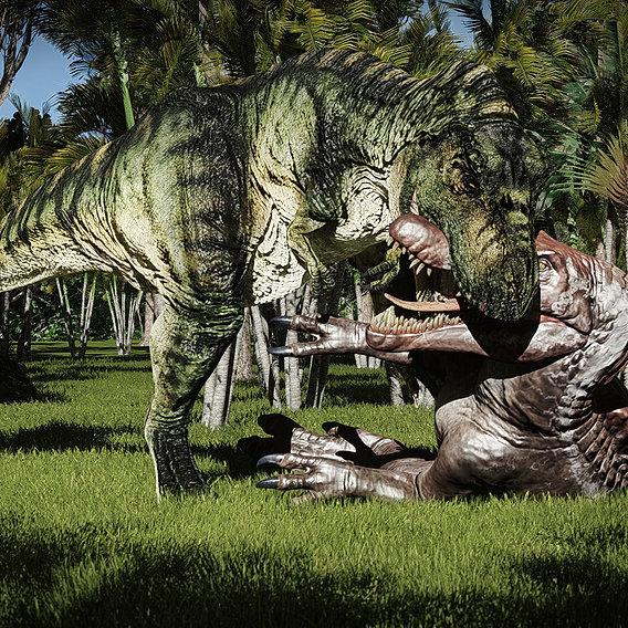 Rex takes Revenge