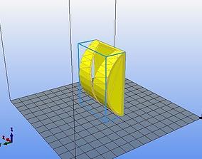 Towel Hanger 3D printable model