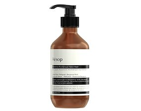 Aesop Hand Reverence Aromatique Hand Wash 500ml 3D asset