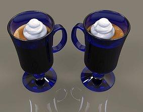 3D model Hot cocoa mug