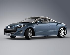 Peugeot RCZ 3D