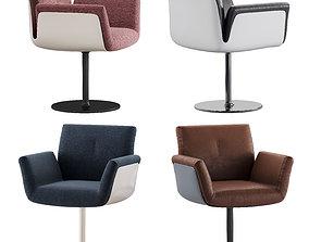 3D chair Cor Alvo variant 2