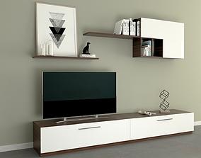 3D model Tv Cabinet - Mueble Tv