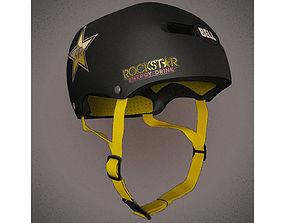 Bell Helmet Rockstar Edition 3D