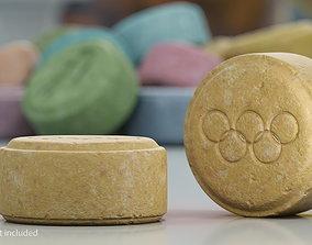 3D model Ecstasy Pill Olympic Rings
