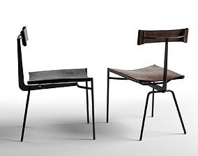 3D model VK01 Viking Chair