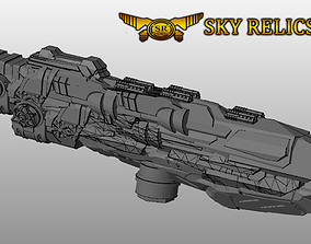 3D print model SKY RELICS - 17 BATTLE SABER