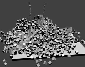 3D model Rigid Body Experiment