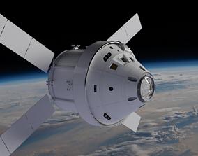 Orion Capsule 3D model