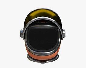 3D model Space Helmet