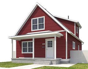 House-080 3D model