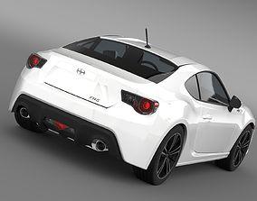 Scion FR S 10 Series 2013 3D