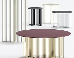 Accursio Table by La Cividina 3D model