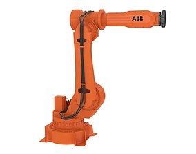 3D ABB IRB 6620 Industrial Robot