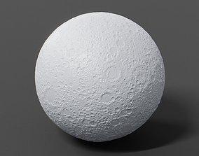 3D Moon universe