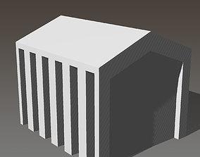 Wooden House for Lisboa Boargame 3D printable model