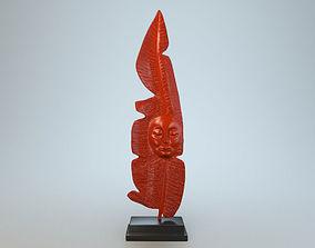 Sculpture poet s soul P 3D printable model