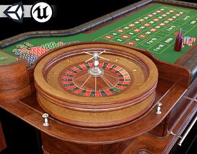 PBR Assets - Casino Tables VR / AR ready