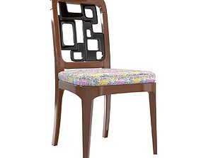 OITOEMPONTO CHAIR PUZZLE 3D