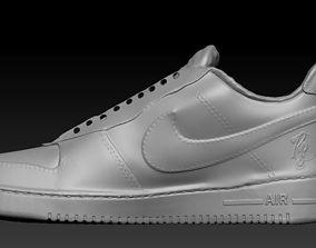 foot Nike Air Shoe Model for 3d printing
