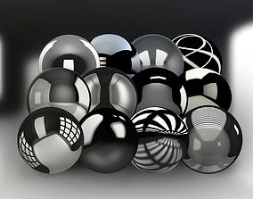 3D Studio Lighting HDRI Pack